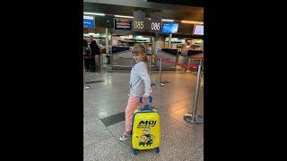 Как правильно собрать чемодан #Евидяшки #ЕваРозанова #собратьчемодан #путешествия