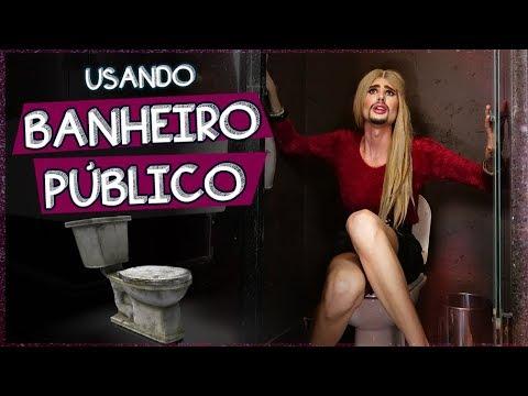 NATTY | Banheiro Público