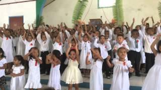 Pohnalamwahu Sunday School - CALL ON JESUS