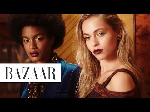 10 of the MOST EXTRA Holiday Fashion Trends  Harpers BAZAAR