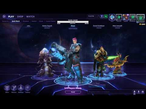 Heroes of The Storm - StormForce Gaming