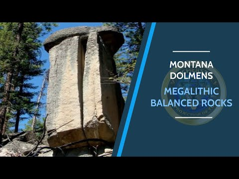 Julie Ryder and the Montana Dolmens.