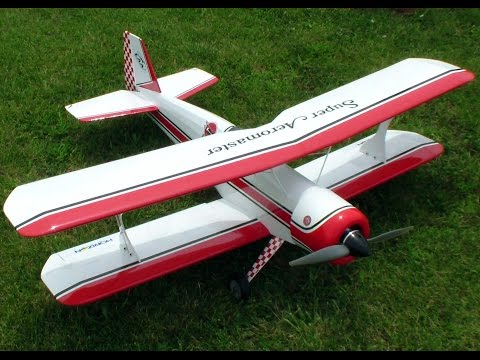 Great Planes Super Aeromaster - Electric Mod