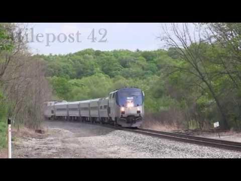 Amtrak Trains in Ann Arbor Michigan