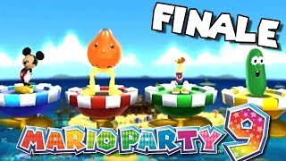 NOBODY IS SAFE || PART 3 - FINALE || Mario Party 9 MEME PACK || Hobo Amigos