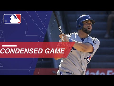 Condensed Game: TOR@LAA - 6/24/18