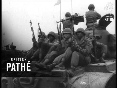 Us Tank Parade Germany (1949)
