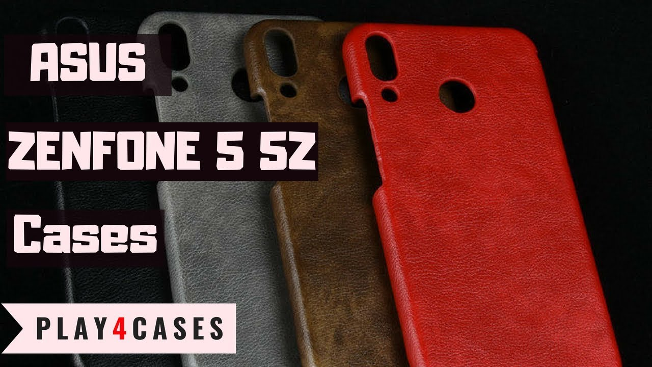 Top 6 Leather Skin Cases For Asus Zenfone 5 5z Youtube Glitter Bling Wrap Xiaomi Mi Max