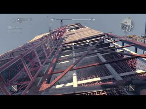 Dying light - HOW TO GET ON TOP OF THE RIAS TOWER (21/12/16)