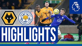 Ten-Man Foxes Earn Point | Wolverhampton Wanderers 0 Leicester City 0