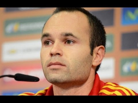Iniesta Calls For Calm After Spain's Modest Display Against Croatia
