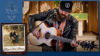 Zac Brown - My Old Man (Live acoustic performance in Houston - Super Bowl weekend)
