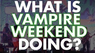 Vampire Weekend's 'Harmony Hall' & '2021' Explained