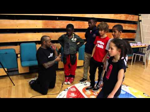 Danceacise Kids Interview at Breakin Convention 2015