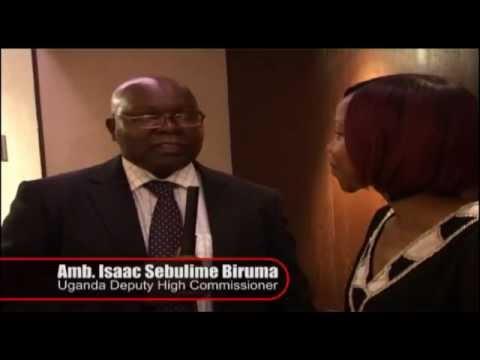 Uganda Vision at Intercontinental Hotel Uganda 50th Part 1