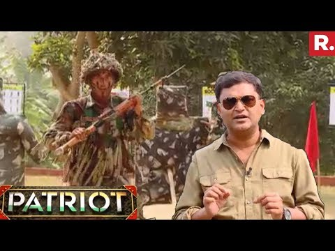 In The Jungles Of Nagaland With Assam Rifles | Part 1 | Patriot With Major Gaurav Arya