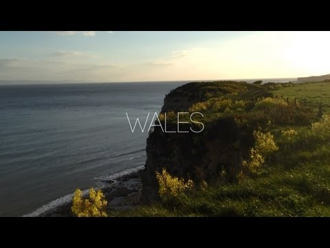 Montage of Stunning Wales | Cardiff, Llantwit Major