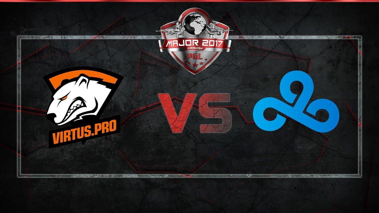 Virtus.Pro vs Cloud9 – Dzień 4 – PGL MAJOR 2017