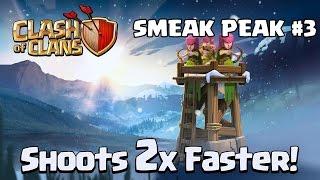 ACTUALIZACIÓN DE NAVIDAD 2014 | Sneak Peak #3 | Clash of Clans en Español