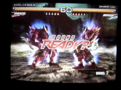 tekken 5 jinpachi how to beat