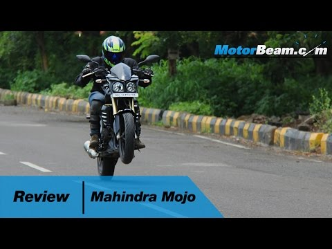 Mahindra Mojo Review (World Exclusive) | MotorBeam