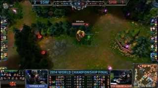 Royal Club vs Samsung White - Final e Premiação - World Championship 2014 - Jogo 4