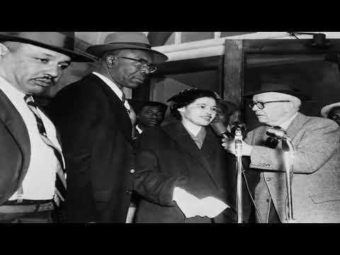 My Feet Are Tired - Reed Fromer (Tribute to Rosa Parks)