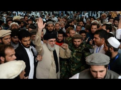 "AFGHANISTAN : Retour de Gulbuddin Hekmatyar, le ""Boucher de Kaboul"""
