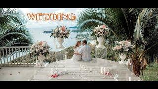 Свадебная церемония на Пхукете(утес)