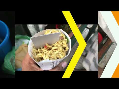 Jhal Muri /ঝালমুড়ি/ Street food of bangladesh/Nams Vlog