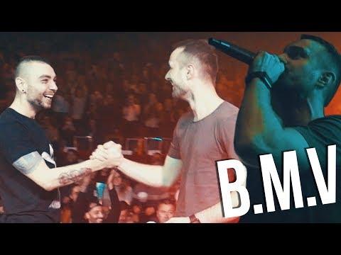NANE - B.M.V. Live feat. Mikey Hash