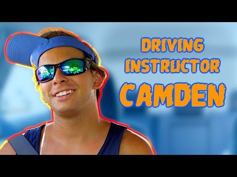 Driving Instructor CAMDEN - A Deep Sheep Original