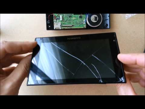 "Touch Screen Digitizer ZD050NA-05 5/"" 5/"" Garmin DriveSmart LMT-D 50 LCD Display"