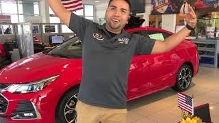 Benefits Of Buying a 2019 Chevy Cruze