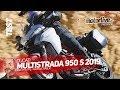 DUCATI MULTISTRADA 950 S Touring 2019 | TEST MOTORLIVE
