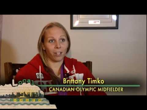Local Connection Interviews Olympian Brittany Timko