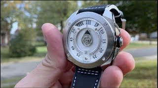 Este reloj si que es Original Dwiss RC 1-SW-Automatic