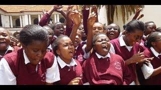 Moi Girls Eldoret gets 3rd top student Sharon Chepchumba in KCSE 2017