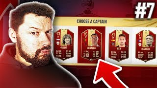 FUT CHAMPS REWARD CARDS IN DRAFT! - #FIFA19 ULTIMATE TEAM DRAFT TO GLORY #07