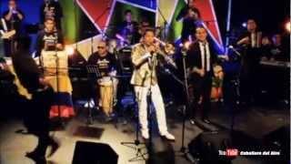 Alberto Barros - Medley - Tributo a la Cumbia Colombiana 2 (HD)