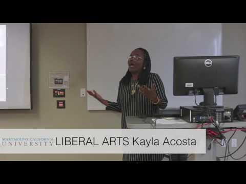 Liberal Arts Capstone 2017 Part 1