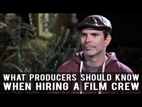 What Producers Probably Should Know When Hiring A Film Crew by Devin Reeve