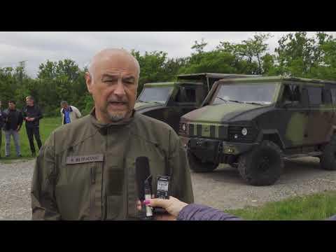 Izjava Dr Nenada Miloradovića Na Test Vožnji Vozila Zastava NTV