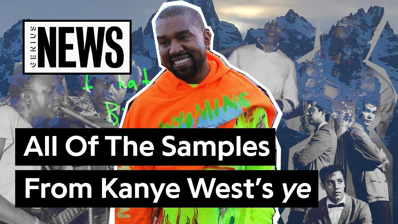 """Kanye West Changes Name To """"Ye"""". Simpler."""