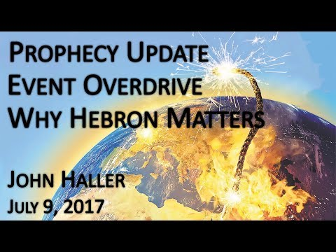 "2017 07 09 John Haller's Prophecy Update ""Event Overdrive"""