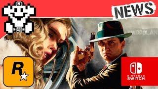 Rockstar rockt die Switch! - NerdNews #171