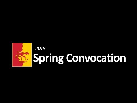 4th Annual Spring Convocation (full program) - Pittsburg State University