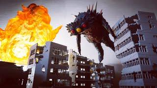 名前に偽り⁈【ウルトラ大怪獣シリーズ 5000】電波怪獣 ビーコンソフビレビュー ★エクスプラス Xplus 帰ってきたウルトラマン
