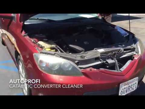 Catalytic Converter O2 oxygen sensor cleaner kit, catalyst best results
