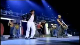 Michael Jackson You Rock My World dancing with Usher and Chris Tucker
